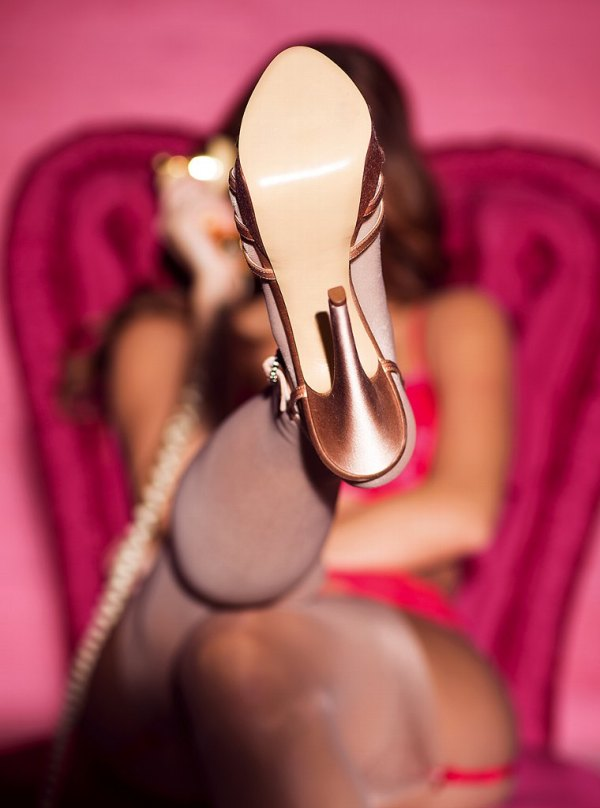 Victoria's Secret Barbara Palvin lingerie valentine's day