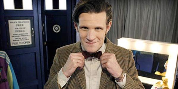 matt smith doctor who bow tie