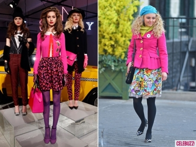 NYFW Looks We Predict Will Appear on 'Carrie Diaries'
