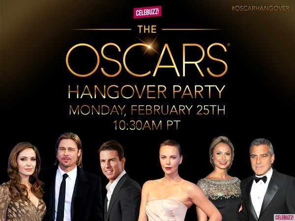 Oscars Hangover Party